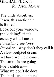 Fuck me paul poem